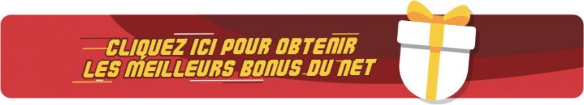 banner les meilleurs bonus du net