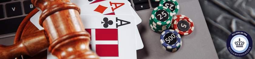 regulations casino danemark