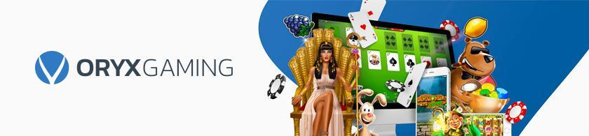Oryx Gaming Grand Casino Luzern Suisse