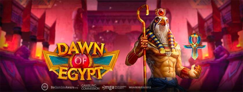 dawn of egypt jeu