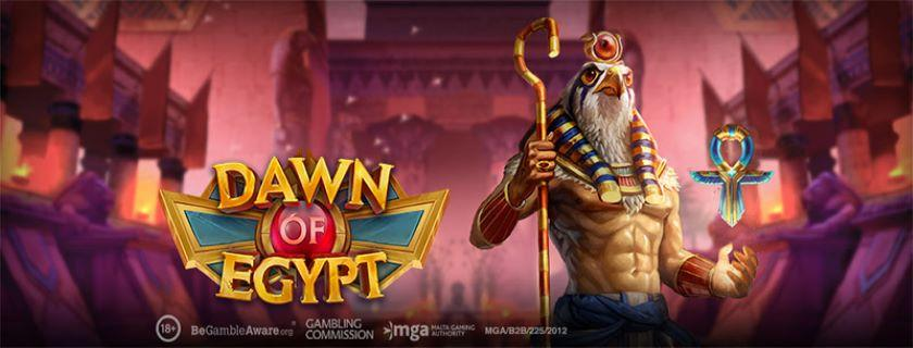 dawn of egypt jeu