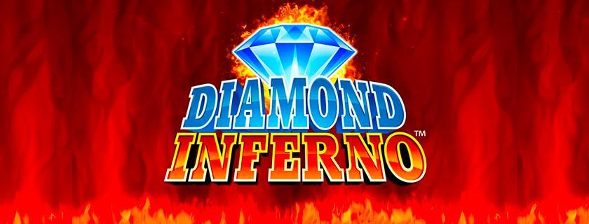 Diamond Inferno jeu slot machine à sous